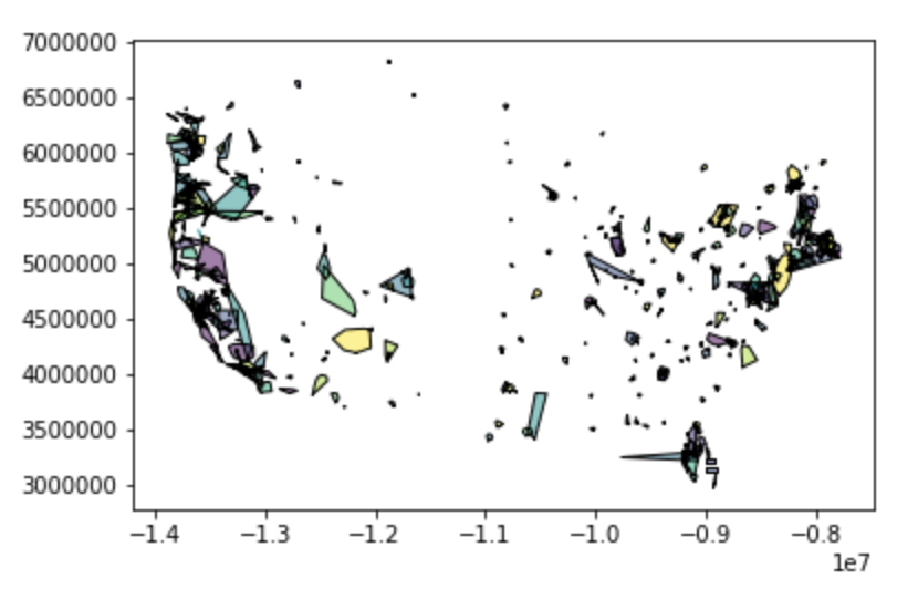 Visualizing Transitland data using Python and GeoPandas
